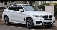 Bmw X6 F16 M Sport 30d 2014 2015 2016 2017 2018 2019 breaking Complete Front