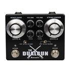 Внешний вид - Demonfx  Dual Gun 2 Channel Blues/Rock Overdrive Numerous set Options US Ship!