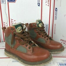 L.L. Bean Mens Fly Fishing Angler Wading Brown Boots OV82630 Size 7
