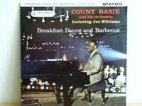 COUNT  BASSIE         LP     BREAKFAST   DANCE  AND BARBECUE