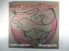 VIARDO Palma, Amedeo Reggio. 12 serigrafie
