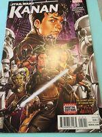 Star Wars Kanan Marvel Comic Book 012