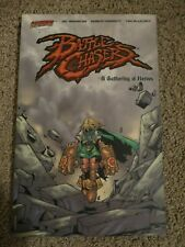 Battle Chasers A Gathering Of Heroes Tpb Image Comics Very Rare Oop