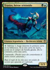 1X Thrasios, Triton Hero - Commander 2016 - * Foil, Spanish NM * MTG CARD