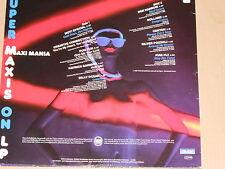 SUPER Maxis on LP-MAXI MANIA-Special DJ-REMIX LP