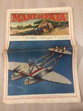 Rivista Femminile Mani Di Fata Settembre 1932