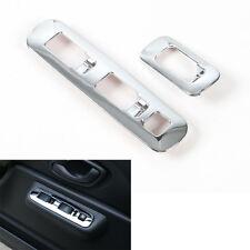 Auto Door Armrest Button Switch Panel Cover Trim For Suzuki Jimny 2007-2015 Car