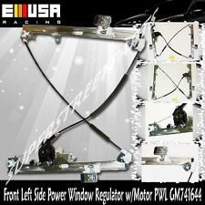 Front DRIVER Side Power Window Regulator w/Motor for00-06 Silverado 2500 HD 3500