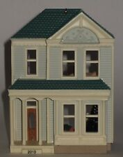 Hallmark Keepsake Ornament Stately Victorian #30 Nostalgic Houses & Shops 2013