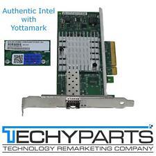 Intel E10G41BTDAG1P5 X520-DA1 1-Port 10Gb/s PCI-E 2.0 x8 Ethernet CNA NIC