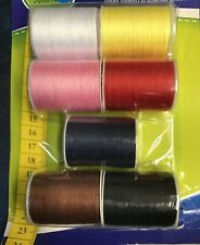 7pack Sewing Thread 100m Each,7different Color