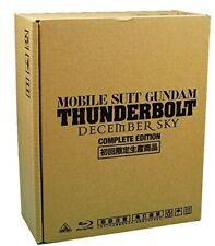 Mobile Suit Gundam Thunderbolt DECEMBER SKY Blu-ray COMPLETE EDITION 49345699069