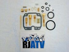 Yamaha Moto 4 YFM200 Carburetor Carb Rebuild Kit Repair 1986-1989
