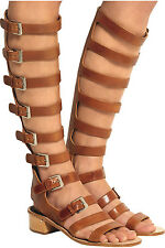Laurence Dacade Halle Tall Gladiator Sandal 39/9 New in Box $1800