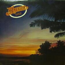 America(Vinyl LP/Poster)Harbor-Warner-K 56351-UK-VG+/Ex+