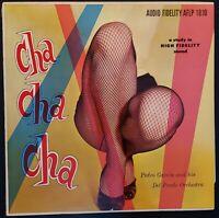 """Pedro Garcia and His Del Prado Orchestra """"Cha Cha Cha"""" Vinyl Record Album LP"""