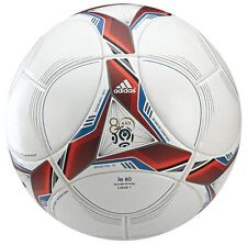 Matchball Adidas OMB Ligue 1 - le 80 [2012-2013] Frankreich France Fussball