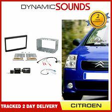 CTKCT01 Double Din Fascia & Steering Antenna Kit for Citroen Berlingo 2008>