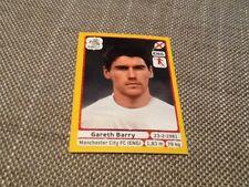 #498 Gareth Barry England / Panini Euro 2012 PLATINUM EDITION sticker Man City
