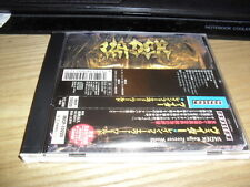 VADER -REIGN FOREVER WORLD- TOP CLASS OLD SCHOOL DEATH METAL JAPAN, SATHANAS,