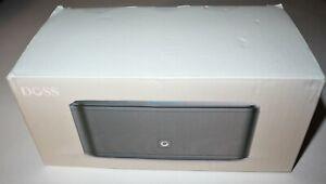 DOSS DS1681 SRS SoundBox Portable Speaker System - Black