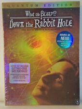 NEW What the Bleep!? - Down the Rabbit Hole QUANTUM Three-Disc Special Edition)