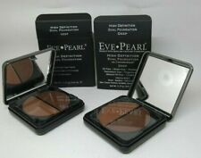 EVE PEARL LOT OF 2  High Definition Dual Foundation DEEP .41 oz BOXED