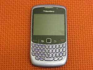 BlackBerry Curve 8530 129MB Light Purple Verizon Wireless QWERTY Cell Phone