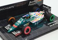 Minichamps 1/43 Scale 400 860020 - F1 Benetton BMW B186 USA GP 1986 - Berger