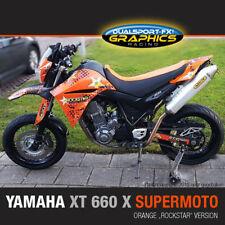 YAMAHA XT 660 X R ROCKSTAR RACING DEKORSATZ, Stickers, Aufkleber für XT660 R X