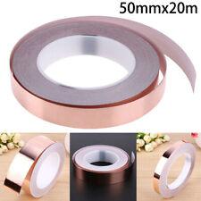 Copper Foil Tape Slug Foil Tape 1 pc Conductive Copper Durable Practical