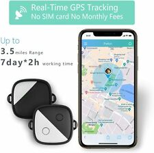 NEW PETFON GPS REAL TIME WATERPROOF TRACKER FOR OUTDOOR PETS (NO SUBSCRIPTION)