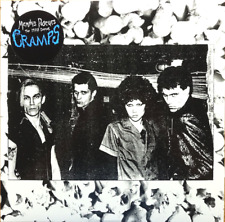 The Cramps - The 1977 Demos - NEW import LP Demos and Rare Recordings