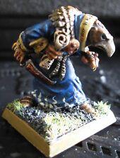 Warhammer Warriors of Chaos Tzeentch Sorcerer OOP painted