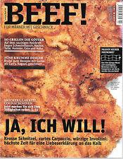 BEEF! Ja, ich will! Nr. 22 Ausgabe 4/ 2014 Neuwertig
