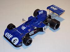 1/18 True Scale Models TSM Tyrrell 006 #6 1973 Germany GP Cevert 2nd TSM131809