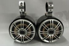 Wakeboard boat speakers polk SET YAMAHA OEM  150w F3H-U8192-10 One Pair 2.5