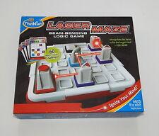 LASER MAZE Beam-Bending Logic Game By Thinkfun  R10474