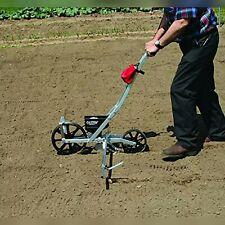 Earthway Garden Seeder Adaptable Spreader + Multipurpose Seed Plates 5-Pack