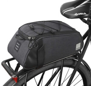 Sahoo Essentials Series 8Ltr Rear Rack Trunk Bicycle Bag