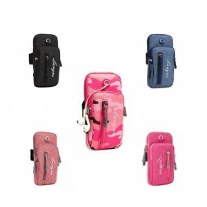 Phone Armband Bag Sports Case Money Keys Pouch Running Men Women Outdoor Gym