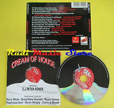 CD CREAM OF HOUSE compilation 1997 OVERDRIVE WATFORD GAINES (C1)no lp mc dvd vhs