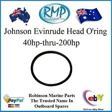 A1 40hp-200hp 1995 on - Cylinder Head O'ring X 2- Johnson Evinrude 335523
