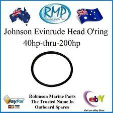 A Brand New Head O'ring Suits Johnson Evinrude 40hp-thru-200hp  # 335523