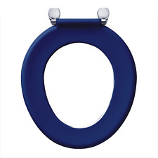 Armitage Shanks Bakasan Toilet Seat Dark Blue S406336