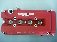 HONDA Genuine Type R RED Valve Cover CIVIC EK9 INTEGRA DC2 for B-series NIB