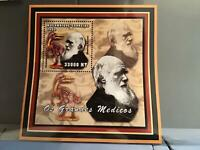 Mozambique 2002 Charles Darwin mint never hinged   stamp sheet R23886