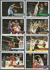2015-16 Panini Complete COURT VISION Insert Set - Complete set of 25 cards