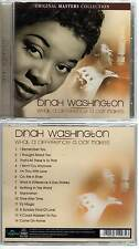 "DINAH WASHINGTON ""What A Difference A Day Makes"" (CD) 2011 NEUF"