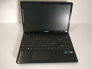 NOTEBOOK SAMSUNG 355E AMD E1-1200 4GB RAM 320GB HD WIFI WIN10 WEBCAM